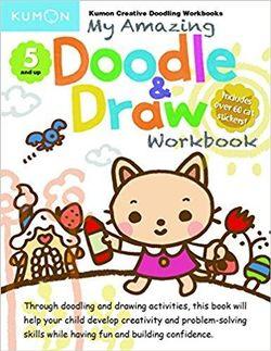 My Amazing Doodle and Draw Workbook