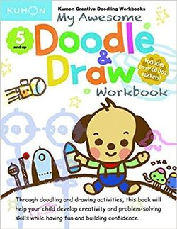 My Awesome Doodle and Draw Workbook