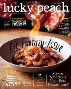Lucky Peach Issue 16