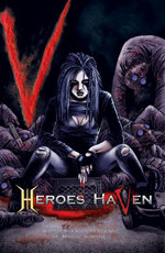 Heroes Haven Graphic Novel