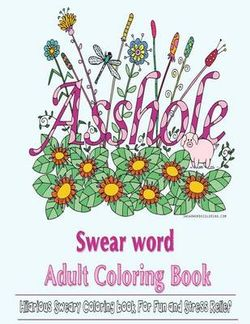 Swear Word Adult Coloring Books | Angus & Robertson