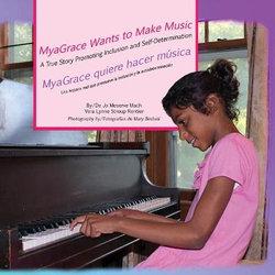MyaGrace Wants to Make Music/MyaGrace Quiere Hacer Musíca