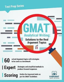 GMAT Analytical Writing Solutions to the Real Argument Topics