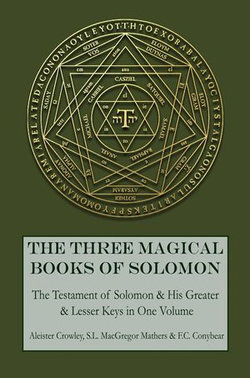 The Three Magical Books of Solomon