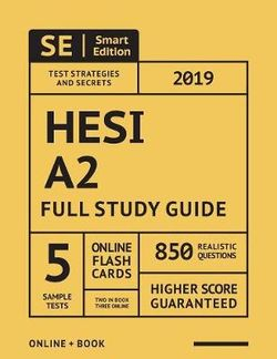 Hesi A2 Full Study Guide