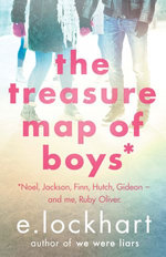 The Treasure Map of Boys: A Ruby Oliver Novel 3