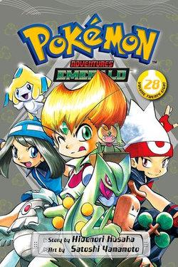 Pokémon Adventures (Emerald), Vol. 28