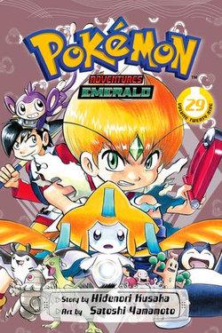 Pokémon Adventures (Emerald), Vol. 29