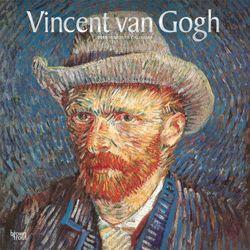 Vincent Van Gogh 2019 Square Wall Calendar