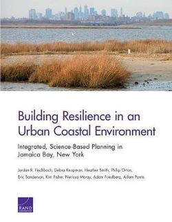 Building Resilience in an Urban Coastal Environment
