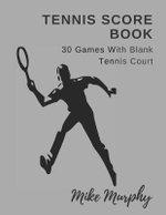 Tennis Score Book