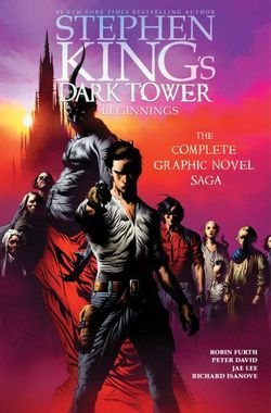 Stephen King's the Dark Tower: Beginnings Omnibus
