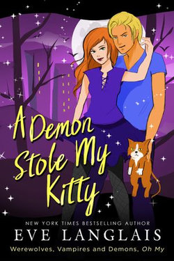 A Demon Stole My Kitty