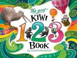 Great Kiwi 123 Book