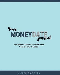 Your MoneyDate Journal - Black and White Edition
