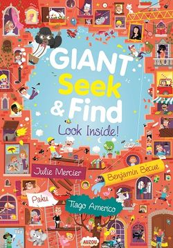 Giant Seek and Find Look Inside!