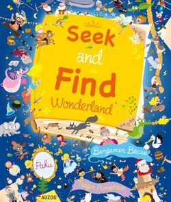 Seek and Find Wonderland