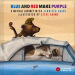 Blue & Red Make Purple