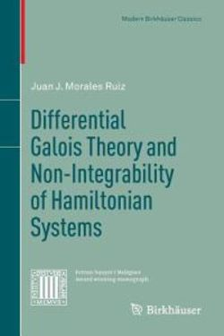 Differential Galois Theory and Non-Integrability of Hamiltonian Systems