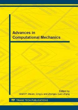 Advances in Computational Mechanics
