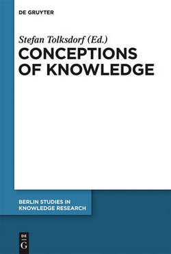 Conceptions of Knowledge