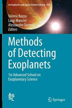 Methods of Detecting Exoplanets