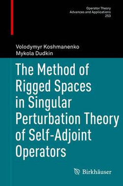 The Method of Rigged Spaces in Singular Perturbation Theory of Self-Adjoint Operators