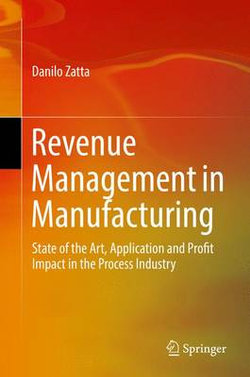 Revenue Management in Manufacturing