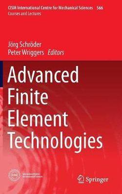 Advanced Finite Element Technologies