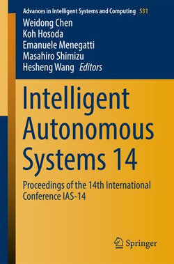 Intelligent Autonomous Systems 14