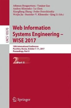 Web Information Systems Engineering - WISE 2017