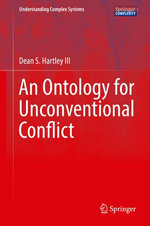 An Ontology for Unconventional Conflict