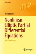Nonlinear Elliptic Partial Differential Equations