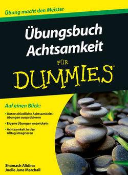 UEbungsbuch Achtsamkeit fur Dummies
