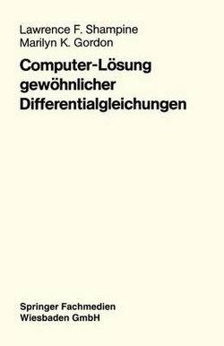 Computer-L sung Gew hnlicher Differentialgleichungen