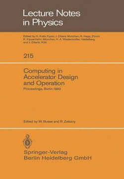 Computing in Accelerator Design and Operation
