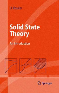 Solid State Theory