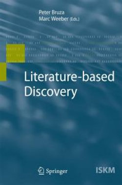 Literature-based Discovery