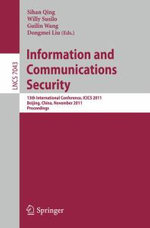 Information and Communication Security
