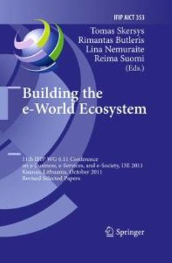 Building the e-World Ecosystem