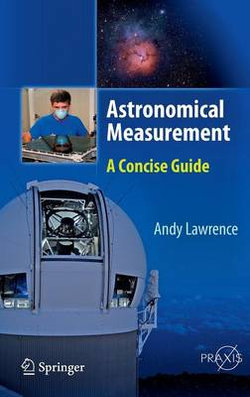 Astronomical Measurement