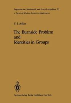 The Burnside Problem and Identities in Groups