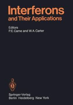 Interferons and Their Applications