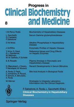Clinical Biochemistry in Hepatobiliary Diseases