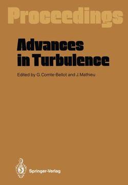 Advances in Turbulence