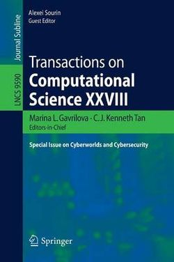 Transactions on Computational Science XXVIII