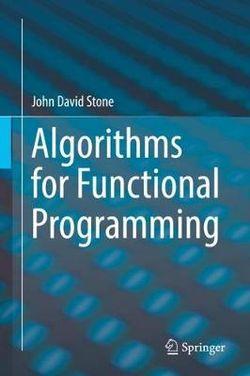 Algorithms for Functional Programming