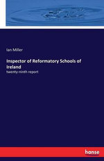 Inspector of Reformatory Schools of Ireland