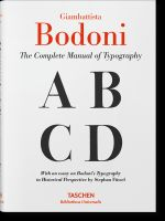 Bodoni: Manual of Typography
