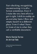 Mario Garci a Torres - An Arrival Tale
